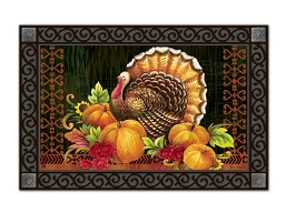 Give Thanks Turkey MatMate Doormat