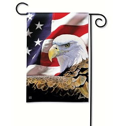 Spirit of Freedom Garden Flag