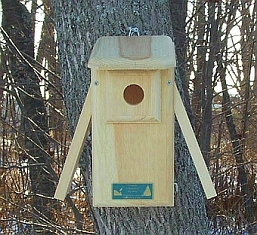 Conservation Open 2-Side Bluebird House