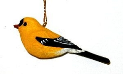 Goldfinch Ornament