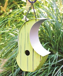 Mod Pod Bird House Citrus
