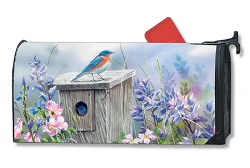 Bluebird Lookout MailWrap