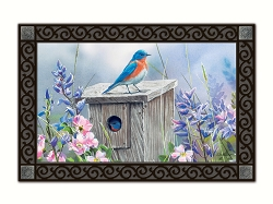 Bluebird Lookout MatMate Doormat