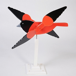 Classic Flying Oriole Whirligig