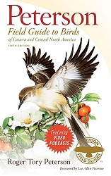 Peterson Field Guide to Birds of Eastern and Central North America, 6th Edition