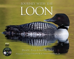 Journey with the Loon Book and DVD