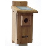Birds Choice Side Open Standard Bluebird House
