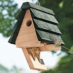 Hide-A-Key Birdhouse