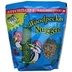 Woodpecker Suet Nuggets 27 oz. 3/Pack