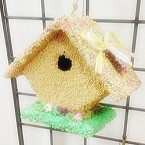 Wren Cottage Spring Edible Birdhouse