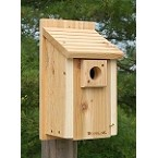 Audubon Traditional Bluebird House