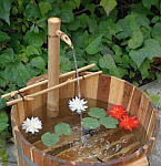 Bamboo Water Fountains