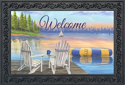 Briarwood Lane Waterfront Retreat Doormat