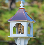10 Inch Gazebo Bird Feeders