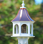 12 Inch Gazebo Bird Feeders