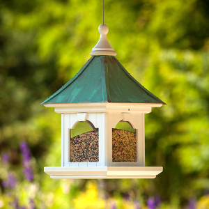 Hanging Gazebo Bird Feeders