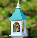 8 Inch Gazebo Bird Feeders