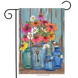 Briarwood Lane Farm Fresh Flowers Garden Flag