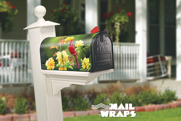 MailWraps Magnetic Mailbox Covers