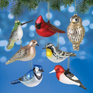 Bird and Wildlife Ornaments