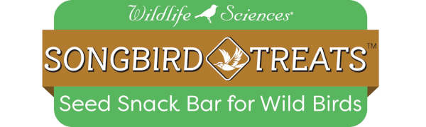 Songbird Treats Seed Snack Bar for Wild Birds