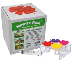 Hummer Ring™ Hummingbird Feeder Starter Kit
