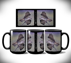 Osprey Coffee Mug 15 oz. Set of 2