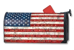 Pledge of Allegiance MailWrap