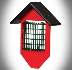 Amish Recycled Poly Suet Feeder