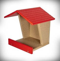 Open Style Recycled Poly Robin Roost Red