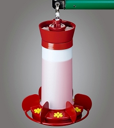 Harmony Hummingbird Feeder Hanging 38 oz.