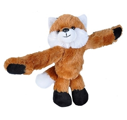 Huggers Stuffed Animal Red Fox