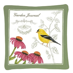 Goldfinch Spiced Mug Mat Set of 2