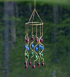 Bells Mobile Multicolor Wind Chime