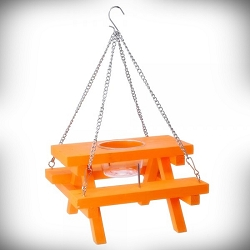 Oriole Picnic Table Feeder