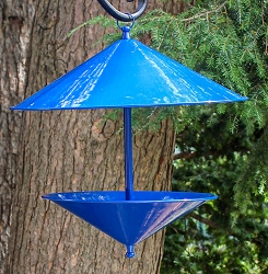 Trulli Fly-Through Bird Feeder