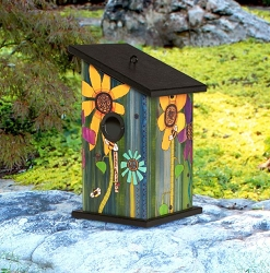 Peace Garden All-Weather Bird House
