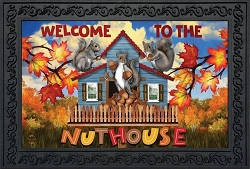 Briarwood Lane Nuthouse Doormat