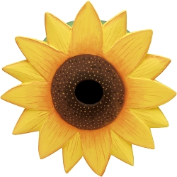 Sunflower Bloom Birdhouse