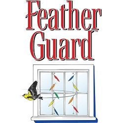 Feather Guard Bird Collision Deterrent