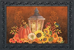 Briarwood Lane Fall Lantern Doormat