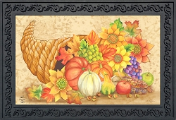 Briarwood Lane Fall Bounty Doormat