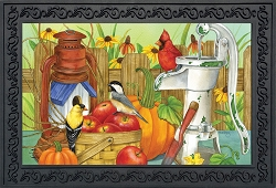 Briarwood Lane Autumn Display Doormat