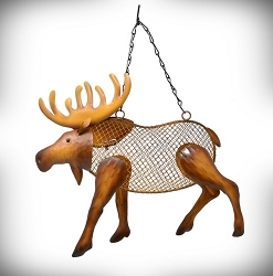 Moose Mesh Bird Feeder
