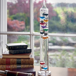 Galileo Glass Indoor Thermometer 17
