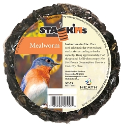 Stack'M Seed Cake Mealworm 6/Pack
