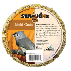Stack'M Seed Cake Multi-Grain 6/Pack