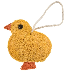 Loofah Natural Scrubber Baby Chick