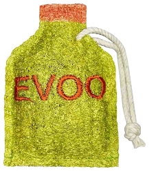 Loofah Natural Scrubber Evoo