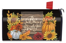 Briarwood Lane Be Grateful Mailbox Cover